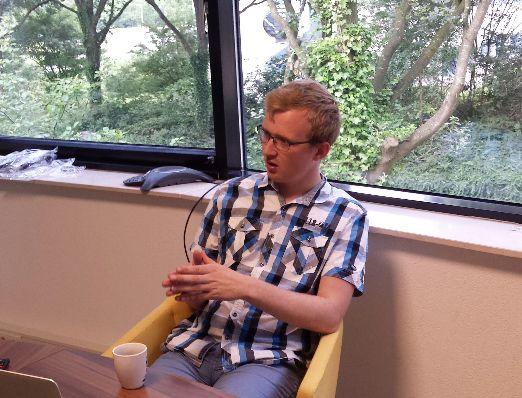 """Technisch consultant Piet over het programma Qlik Sense: """"Je hebt snel inzicht in je gegevens"""""""
