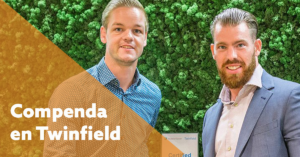 Compenda Twinfield partnership